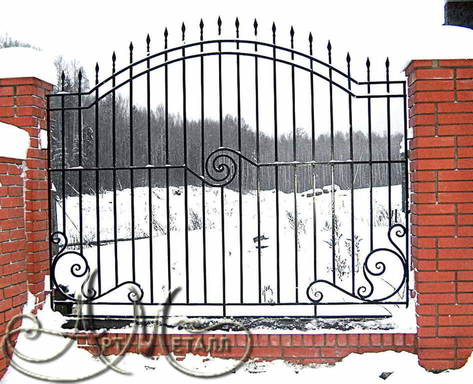 заборы ворота масюра