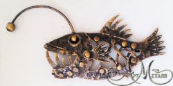 Рыба вешалка Рыба пано (1)
