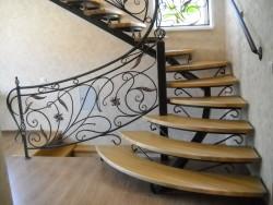 Кованные перила и лестницы